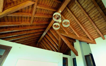 Cubiertas de madera porches y pergolas
