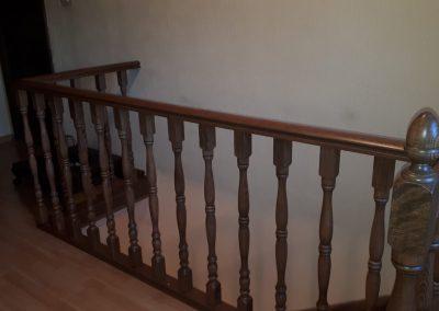 Escaleras y barandillas Carpinteria Fdez Vega (1)